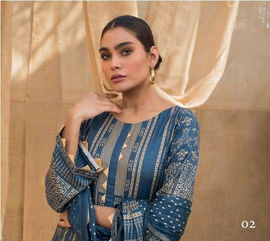 ZS Textile Winter Collection Price Rangreza