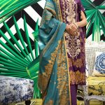 ZS Textiles Signature Icon Embroidered Lawn Collection 1