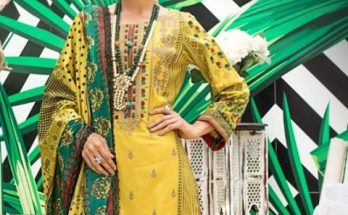 ZS Textiles Signature Icon Embroidered Lawn Collection for Women