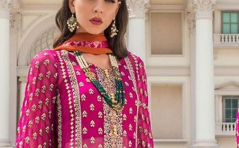 Zainab Chottani Wedding Festive Collection