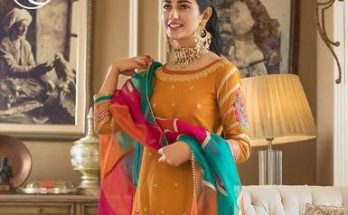 Zainab Chottani Women wear collection