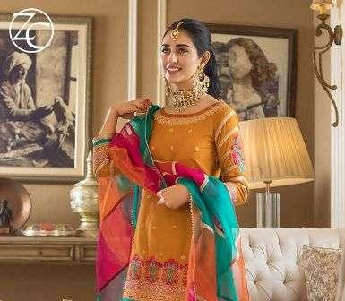 Zainab Chottani Women wear collection
