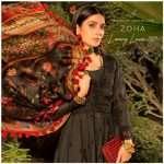 Zoha Luxury Lawn by Ansab Jahangir